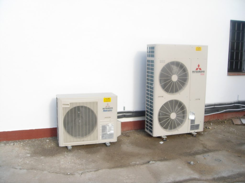 reparar aire acondicionado sevilla